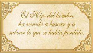 31st Sunday in Ordinary Time - Gospel - Spanish